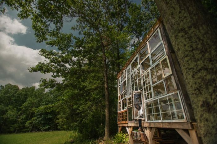 Cabin in the Woods Built for $500, part 500