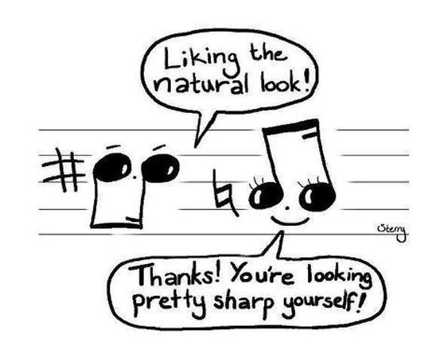 Funny Pictures About Music