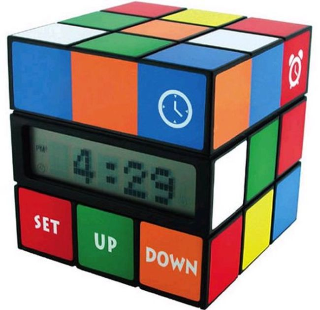 Unusual Clocks