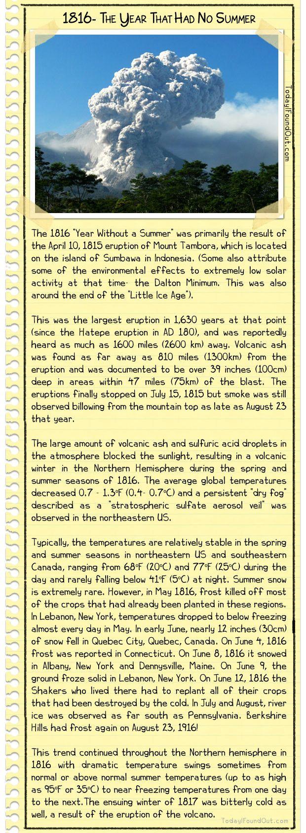 Random Facts, part 2