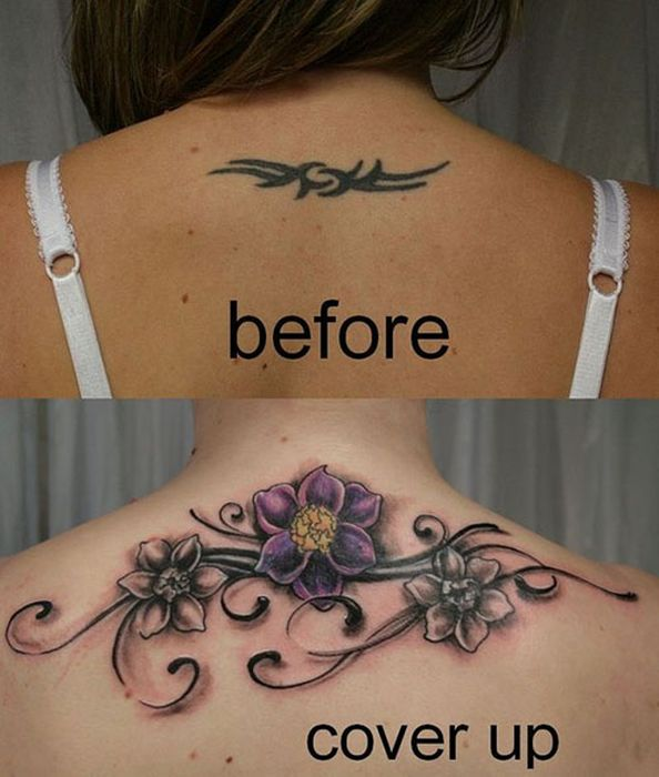 The Best Cover-up Tattoos