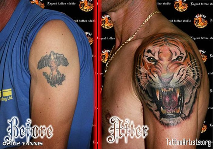 The Best Cover-up Tattoos | Others