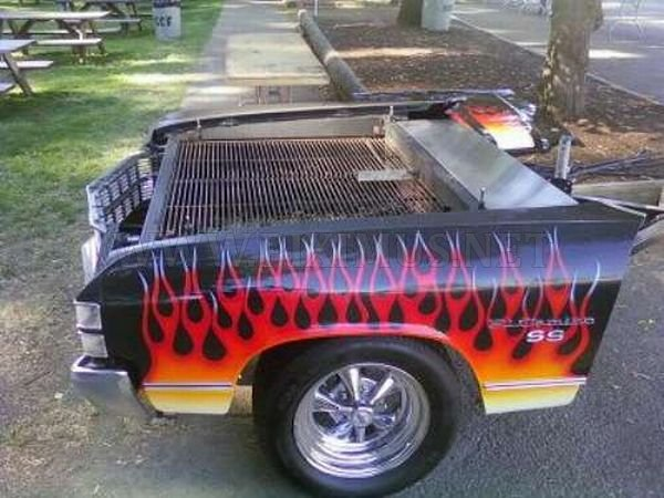 Barbecue Cars
