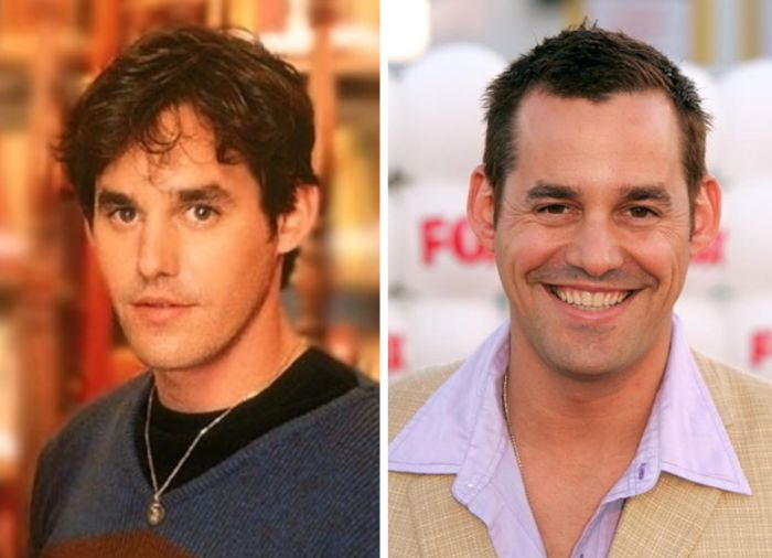 Famous Guys Then and Now