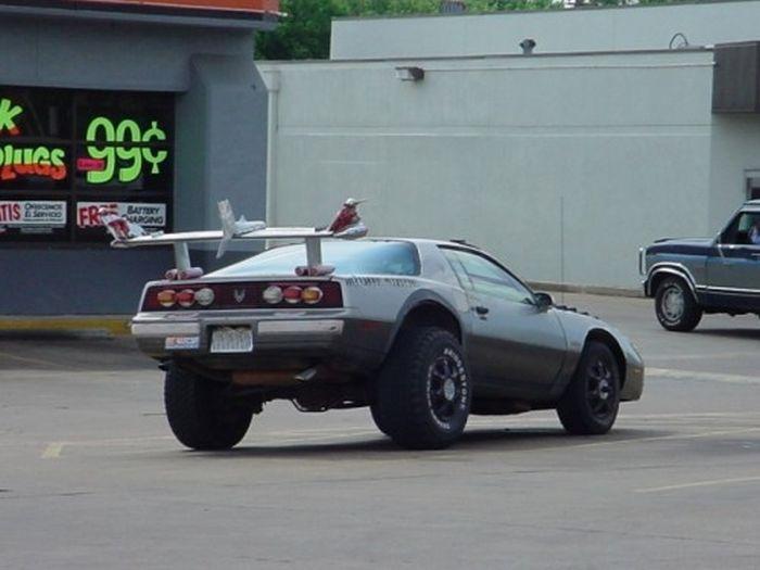 Really Bad Custom Cars