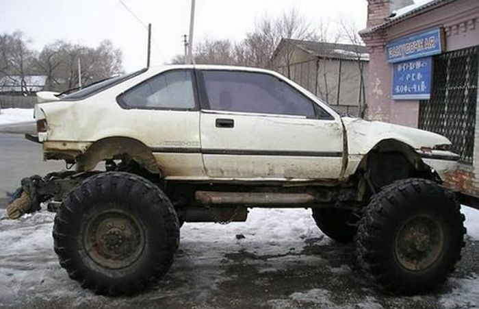Really Bad Custom Cars | Vehicles