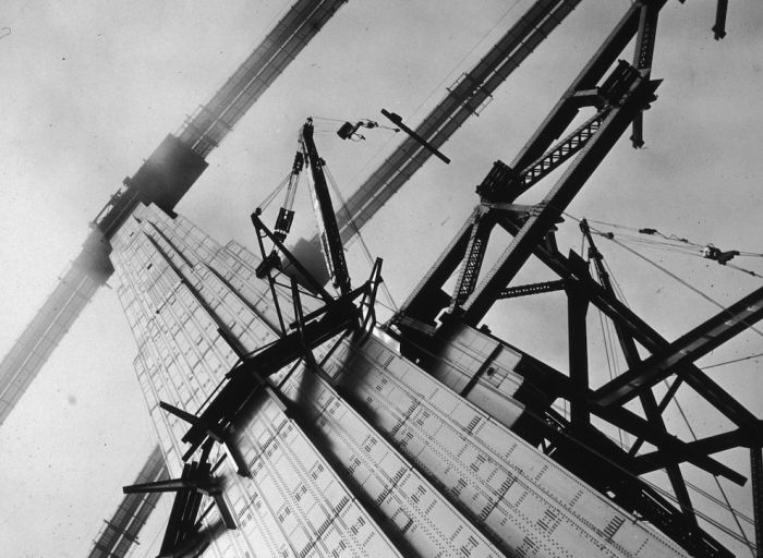 The Construction of the Golden Gate Bridge