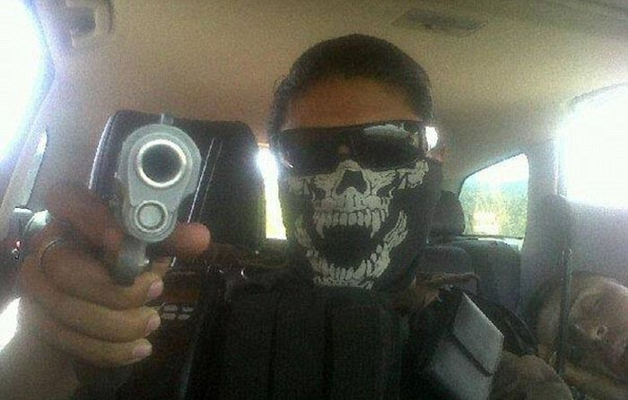 Drug Cartel Members on Facebook