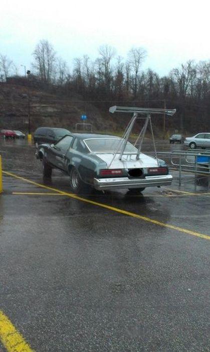 Funny Car-Themed Photos, part 7
