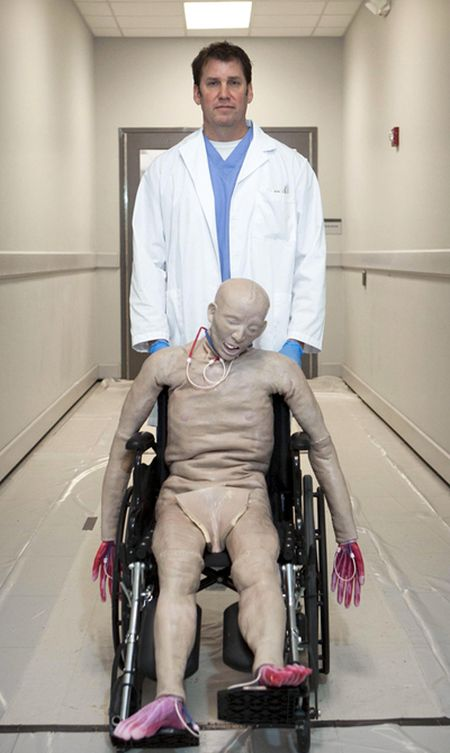 Synthetic Human Body by SynDaver Labs
