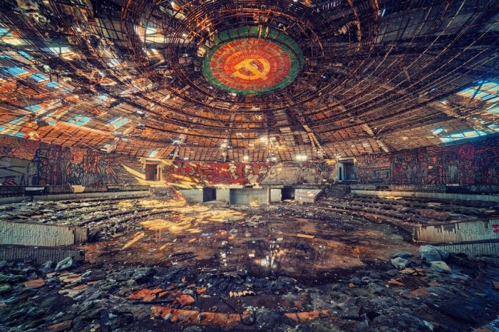 Abandoned Places, part 4