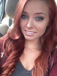 Sexy readhead girls