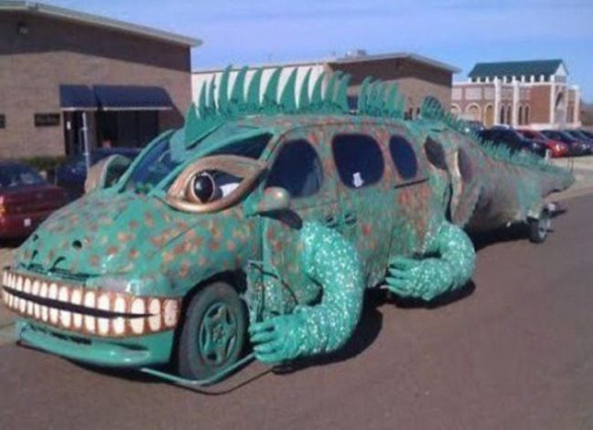 Crazy Cars, part 2