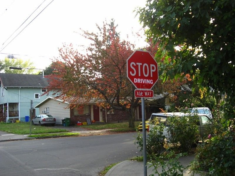 Sign STOP