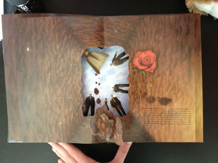 The Pop-up Book of Phobias