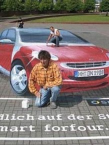 Using Graffiti Art in Advertisement
