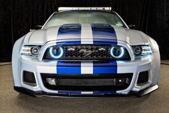RTR-X Ford Mustang