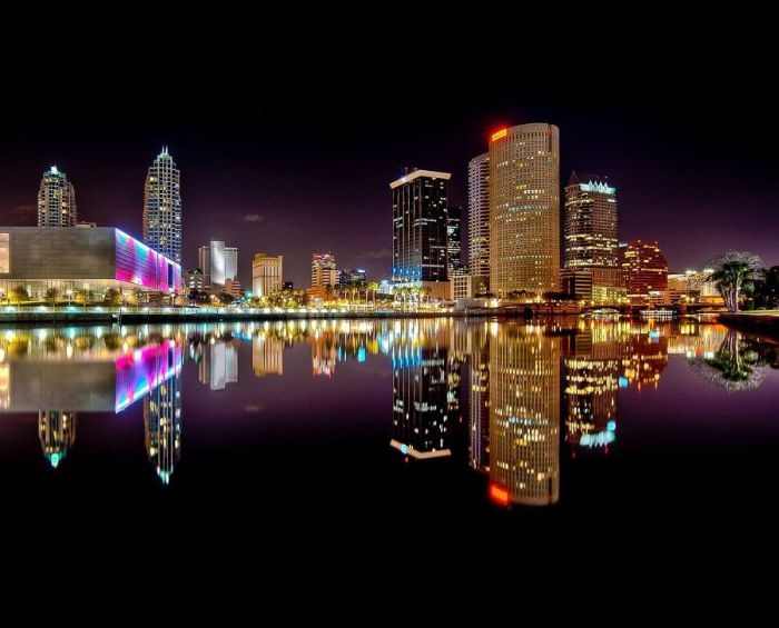 Mirrored Cities