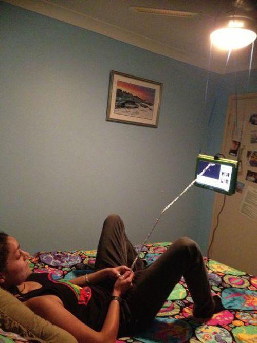 We Call It Laziness