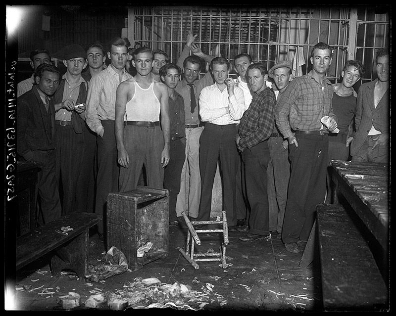 Prohibition, Los Angeles
