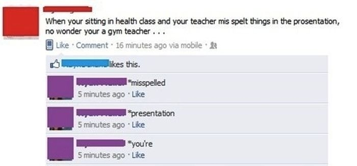 The Worst Spelling Fails Ever