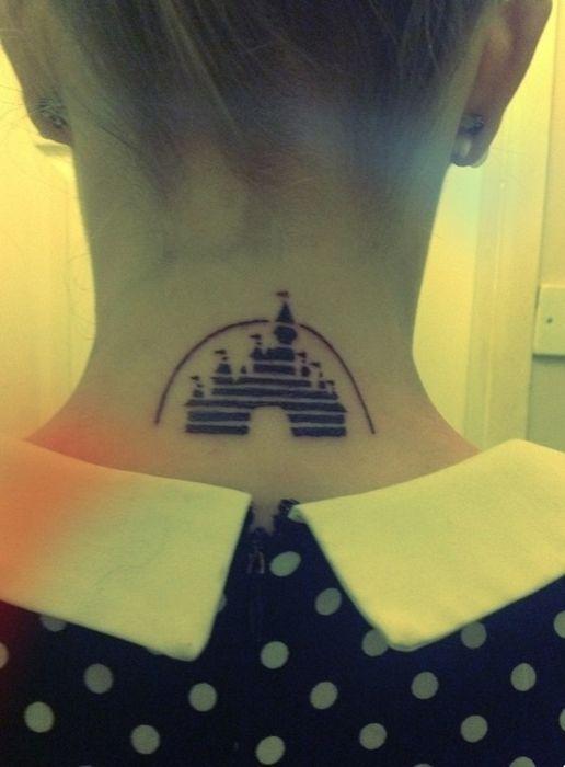 Disney Tattoos