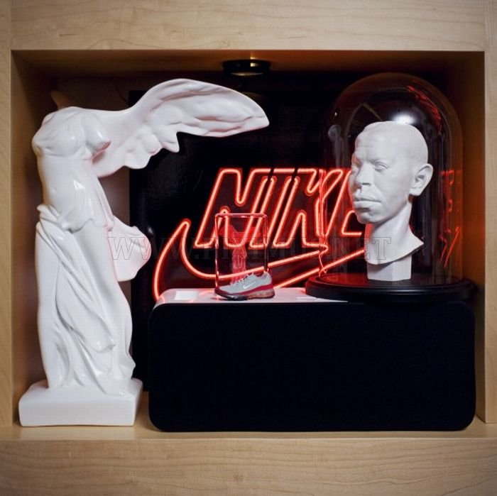 Nike's CEO Mark Parker's Office