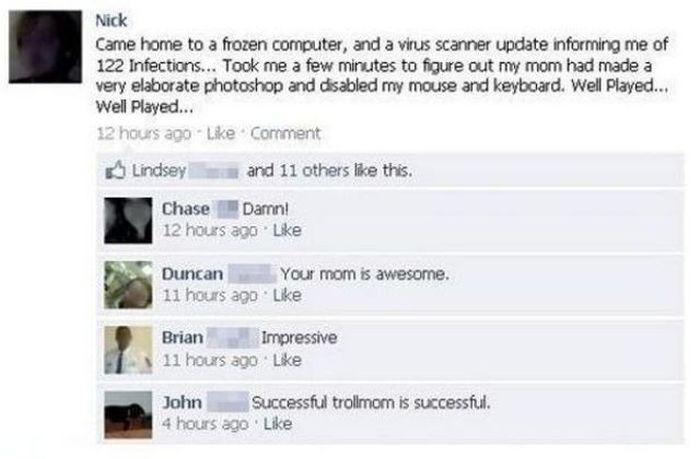 When Parents Have Fun, part 2
