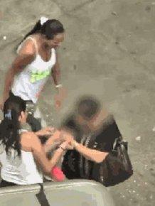 Female Pickpockets