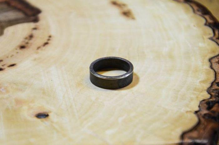 DIY Coin Ring