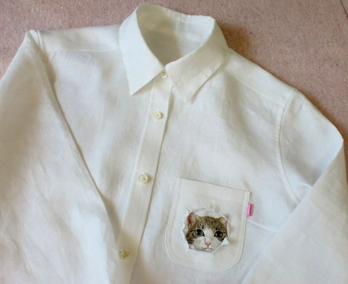 Shirts with Cats