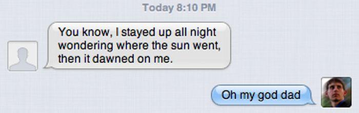 Funny Dad Jokes, part 2