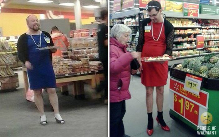 People of Walmart, part 11 | Fun