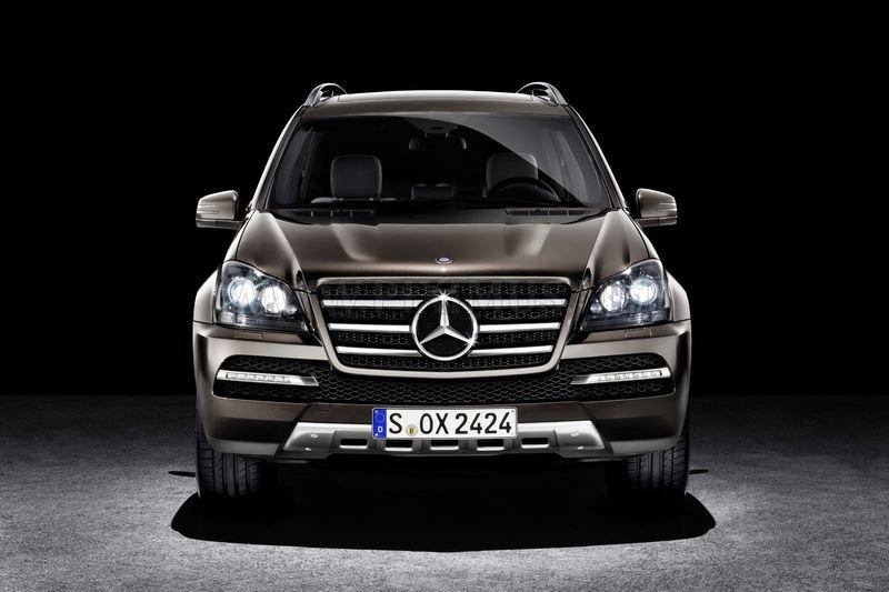 Mercedes-Benz GL - Grand Edition