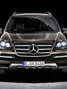 Mercedes-Benz GL - Grand Edition