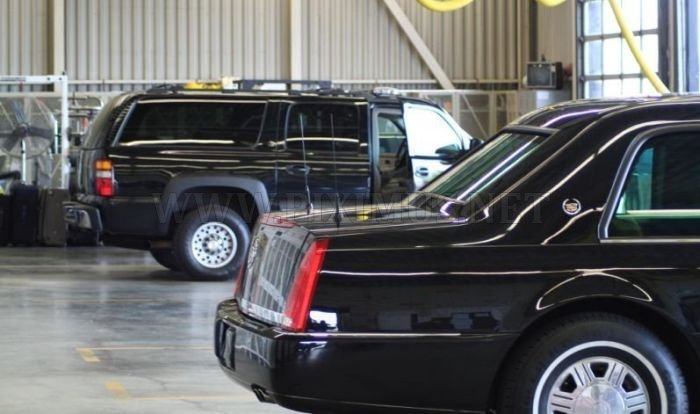 Cadillac One - Limousine of US President | Vehicles