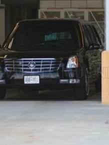 Cadillac One - Limousine of US President
