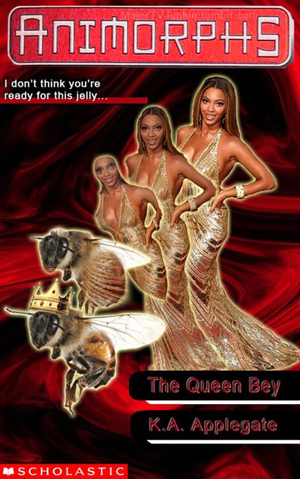 Collection of Celebrity Animorphs