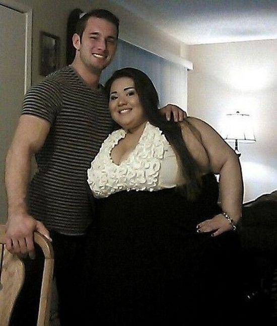 Unusual Couple