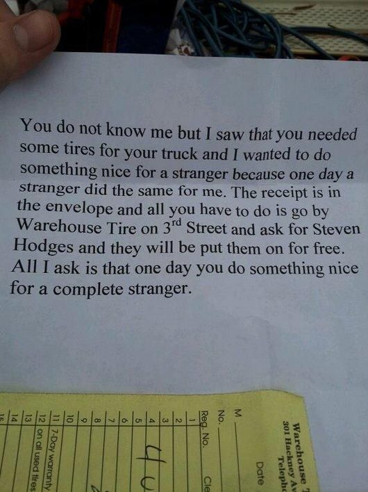 Faith in Humanity Restored Again, part 2