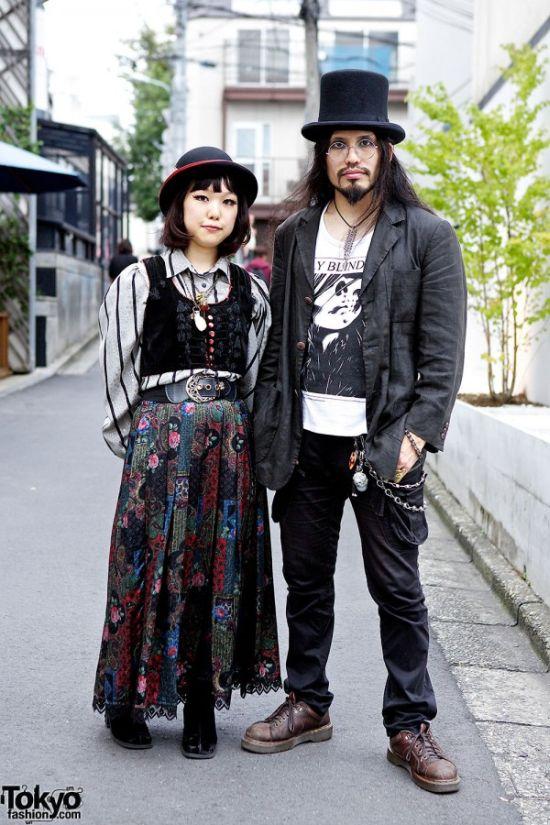 Street Fashion in Tokyo