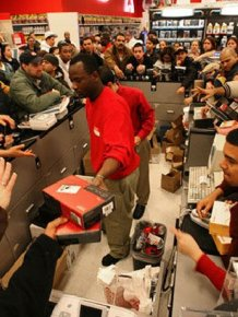 Funny Pictures About Black Friday
