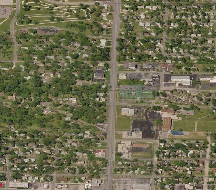 Joplin Neighborhood's Before and After