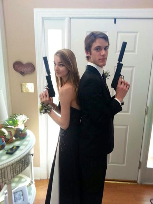 Funny Prom Photos
