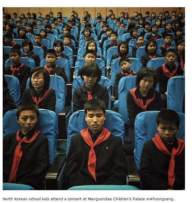 Instagram Photos from North Korea