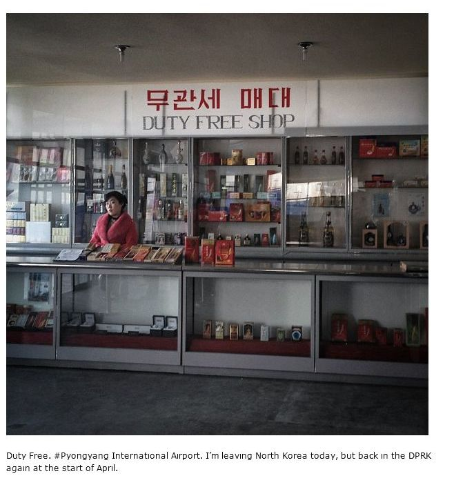 Instagram Photos from North Korea