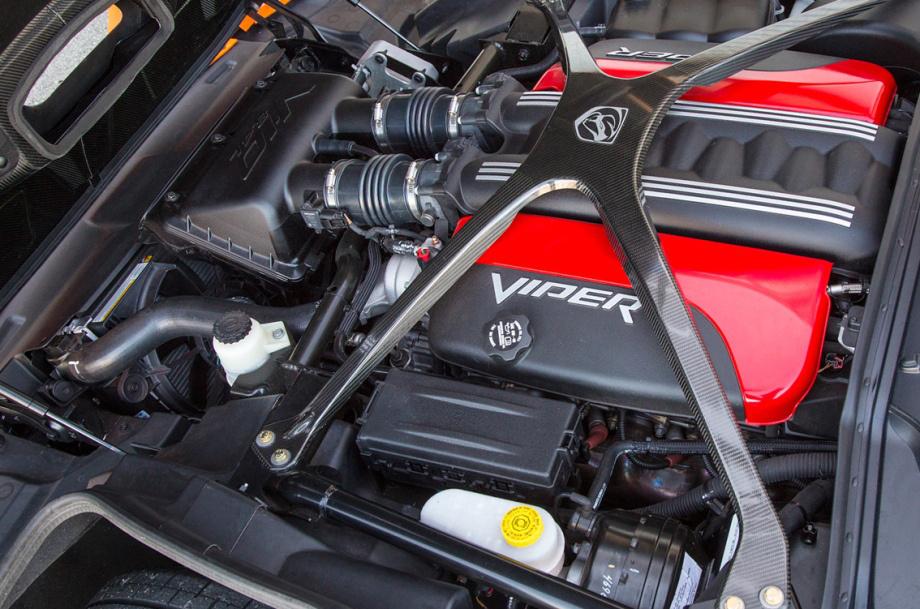SRT Viper TA 640hp