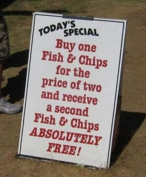 We Call It a Great Deal