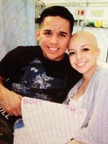 Girl with Terminal Leukemia Gets Wedding Wish