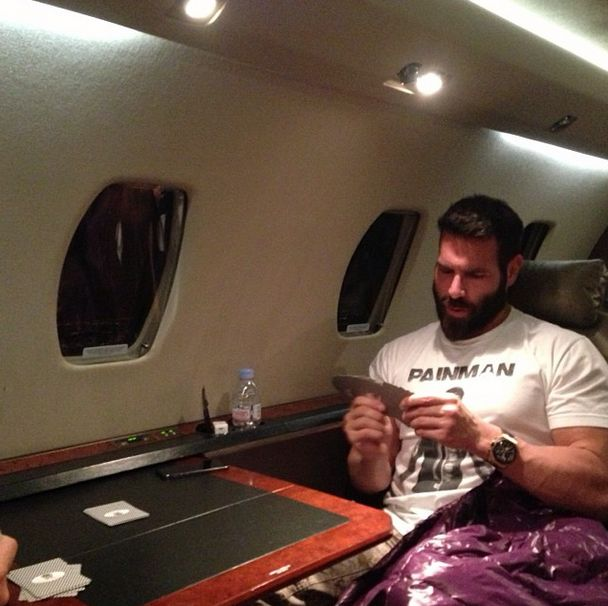 Dan Bilzerian Living the Life of his Dream